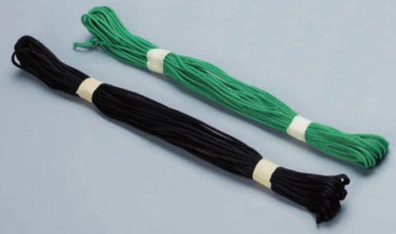 Netzleine schwarz, Länge: 20 m