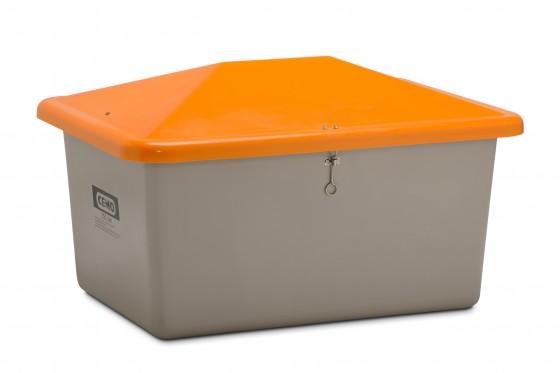 Ziegelmehl-Box o. Entnahmeöffnung 1,1 to 134x99x96 / 700 ltr.